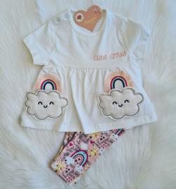 Babygirl Rainbow Cutie