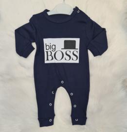 Big Boss Jumpsuit {Baby Cotton}