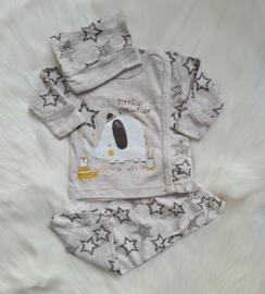 Lief Olifantje Baby Katoen
