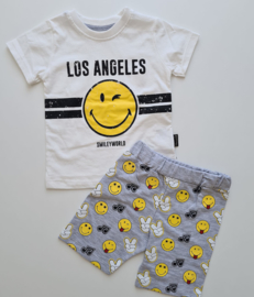 Trendy Los Angeles Smiley