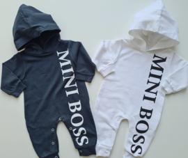 Trendy Mini Boss + Capuchon Jumpsuit {WEEKAANBIEDING}