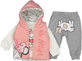 Trendy Be Mine Minnie Set + Bodywarmer