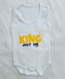 King Just Me Rompertje
