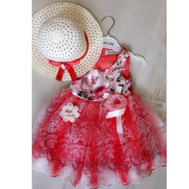 Luxurious Boutique FlowerDress