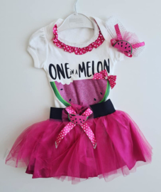 Party Melon Baby Tutu Set