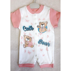 Summer Bear Jumpsuit