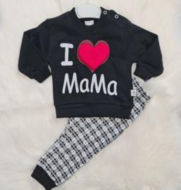 I Love Mama Set