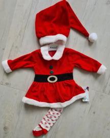 Beeldig KerstElfje Set {Fluweel Luxe}