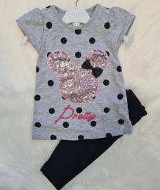 Summer Minnie Mouse Pretty Girl
