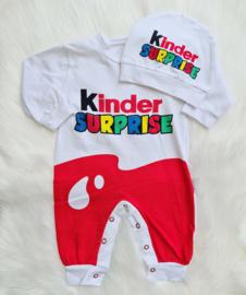 Suprise Baby Jumpsuit Unisex
