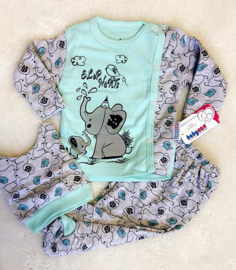 Olifantje BabyBlue {NIEUW}