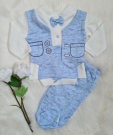 Newborn Babyblue Gentleman