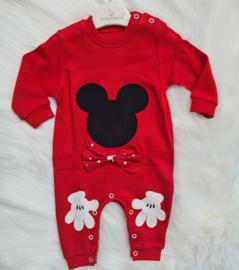 Gentleman Mickey Red Edition