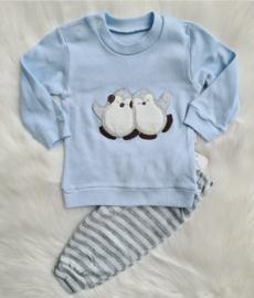 Babyblue Pinguin Basic Collection