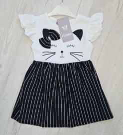 Elegant Cat Dress
