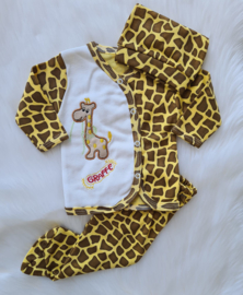 Baby Giraffe Geboorteset