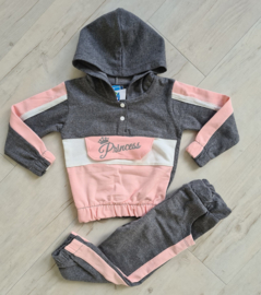 Princess Fashion Hoodie + Jogger {NEW}