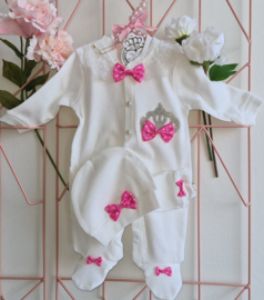 Exclusieve Princess Pink Bow