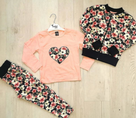 Fashion Flower Jogger {NEW Collection}