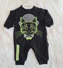 Stoere Cool Cat Jumpsuit