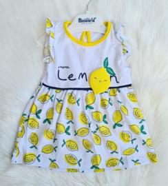 Baby Lemon Dress Basic