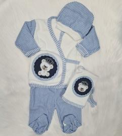 Bear Prince Newborn Giftbox