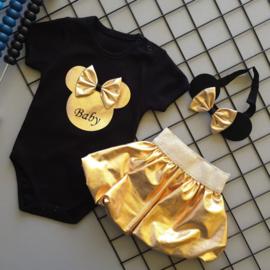Golden Minnie Set {Limited Edition}