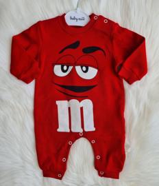 Trendy Baby Jumpsuit M&M