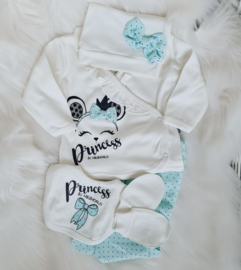 Princess Exclusive GiftBox Newborn {5-Delig}