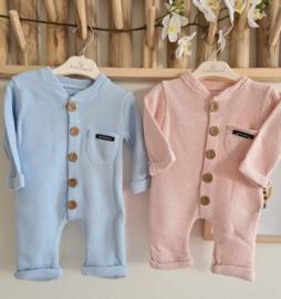 Keurig gebreide Suit {Baby Cotton Collection}