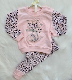 Fashion Panter Hoodie + Broekje {Boutique Collection}