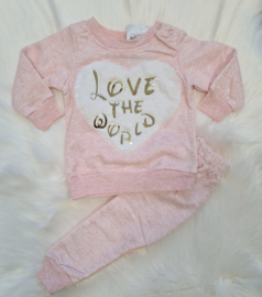 Babygirl Love The World {NEW COLLECTION}