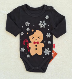 Christmas Ginger Romper