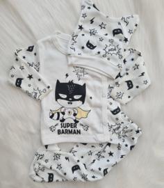 Newborn Super Badman