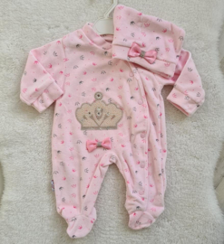 Baby Newborn Crown Suit {Limited Edition}