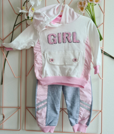 Limited Edition Jogger Babygirl {New Collection}