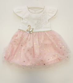 Luxurious Party Swan Dress