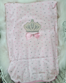 Baby Luxury Crown Deken {Limited Edition}