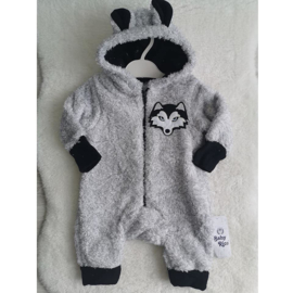Baby Wolf Winter Suit