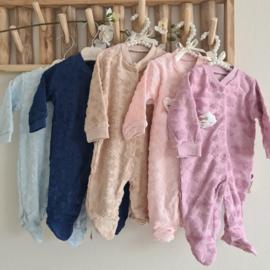 Luxe Baby Cotton Pakje met 3-D Hart / wolkje / Ster