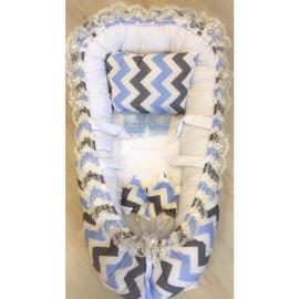 Boutique Baby Nestje Blauw