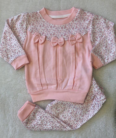 Fashion Jogger Pink Bow