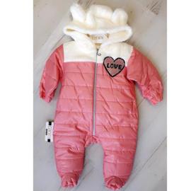 Baby Ski Love Bear
