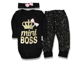 Mini Boss Babygirl { Limited Edition }