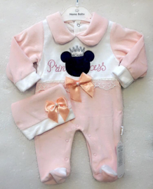 Minnie Winter Fleece