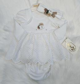 Babygirl 3-Delig Classic Dress