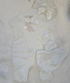 Luxe Baby Doop/Feest set