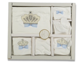 10 Delige Luxe Kraam /  Geboorte Set