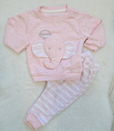 3-D Baby Elephant {NEW Collection}