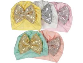 Fashion Glitter Bow Muts {Limited Edition}